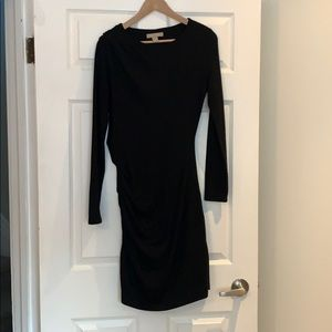 Blank Fitted Dress